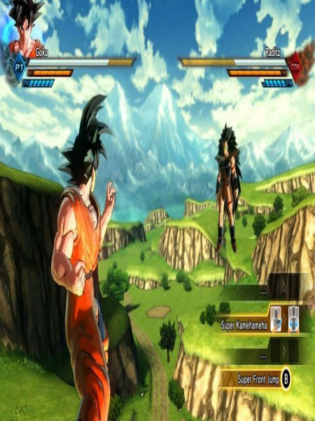Download Dragon Ball Xenoverse Highly Compressed