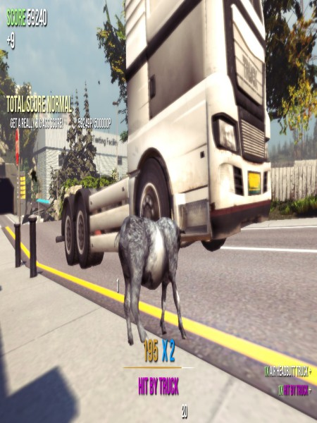Download Goat Simulator Game For PC