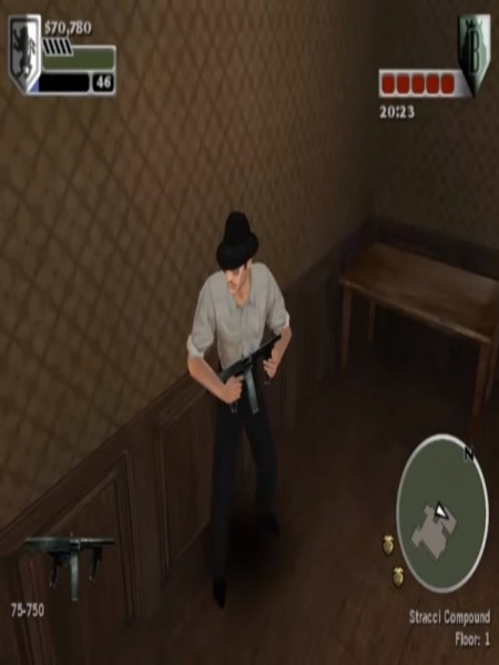 Download God Father 1 Game For PC