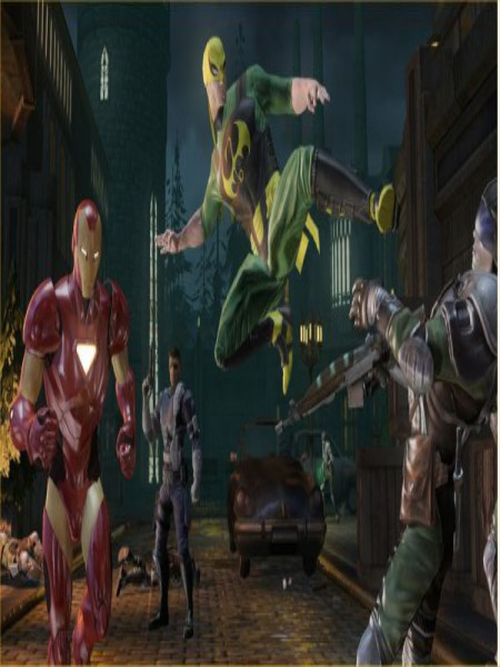Download Marvel Ultimate Alliance 2 Game For PC