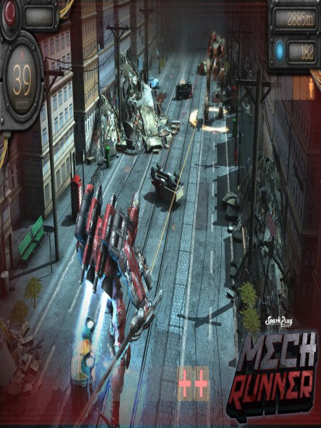 Download Mechrunner Game For PC