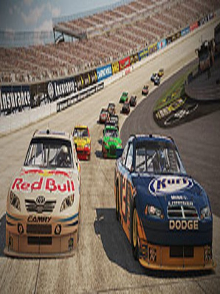 Download NASCAR The Game Highly Compressed