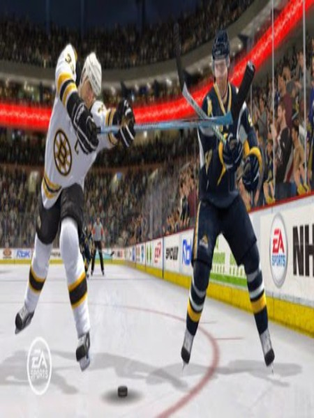 Download NHL 09 Game For PC