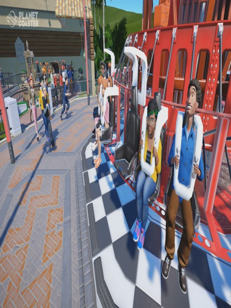 Download Planet Coaster Alpha Game For PC