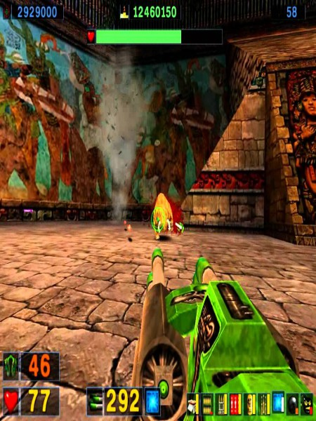 Download Serious Sam The Second Encounter Game For PC