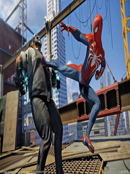 Download Spider Man 1 Game For PC