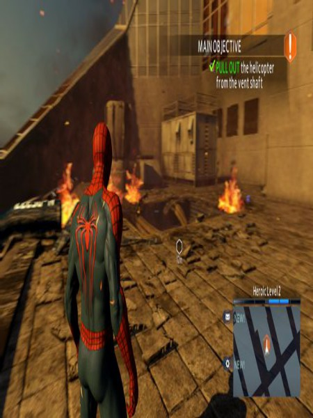 Download Spider Man 1 Highly Compressed