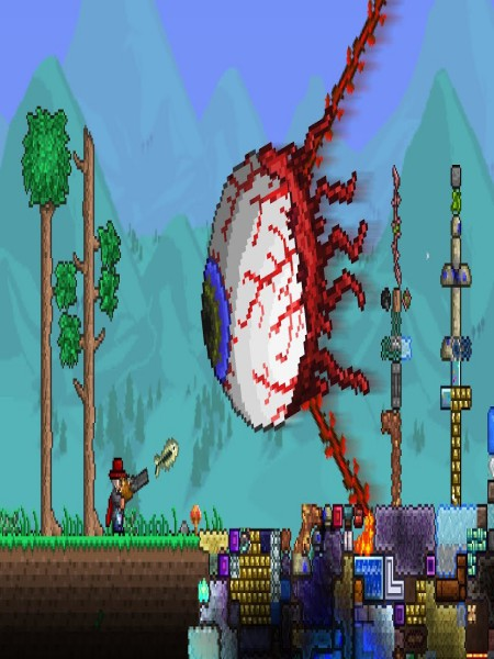 Download Terraria Game For PC