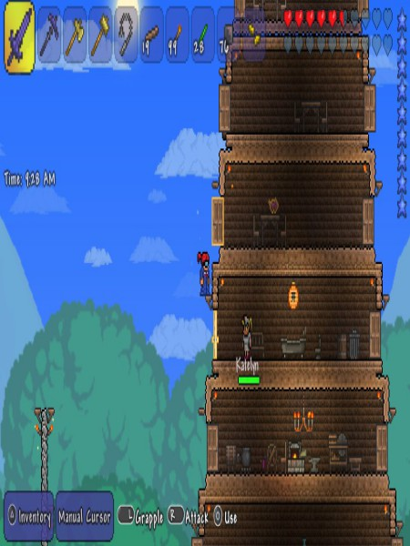 Download Terraria Highly Compressed