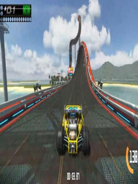 Download Trackmania Turbo Game For PC