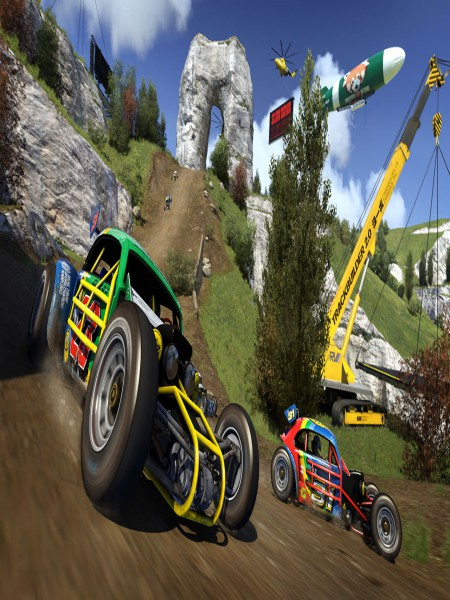 Download Trackmania Turbo Highly Compressed