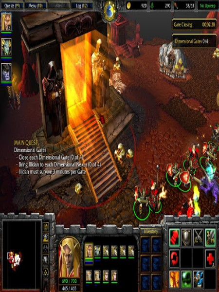 Download Warcraft 3 Game For PC