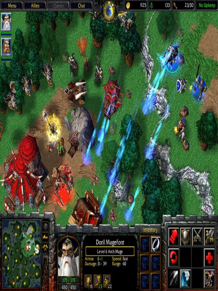 Download Warcraft 3 Highly Compressed