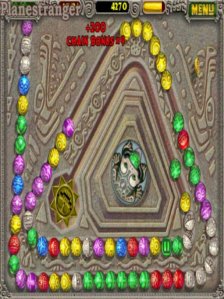 Download Zuma Deluxe Game For PC