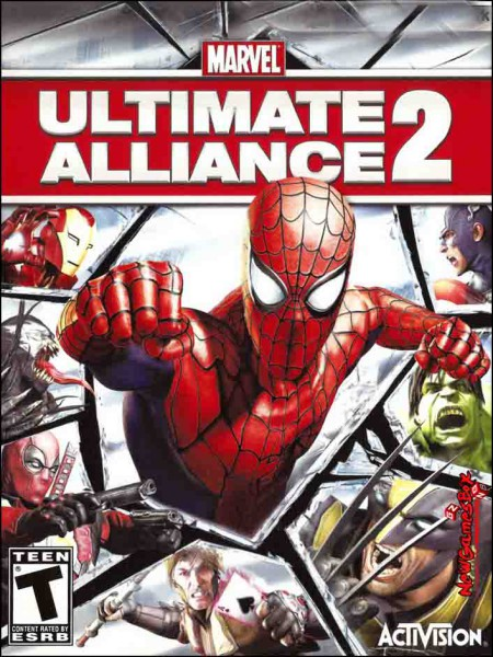 Marvel Ultimate Alliance 2 PC Game Free Download
