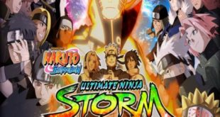 Naruto Shippuden Ultimate Ninja Storm Revolution PC Game Free Download