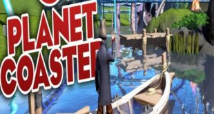Planet Coaster Alpha PC Game Free Download
