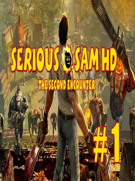 Serious Sam The Second Encounter PC Game Free Download