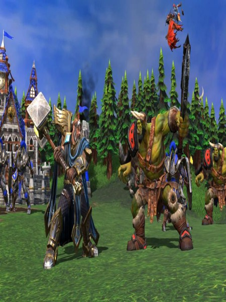 Warcraft 3 Free Download Full Version