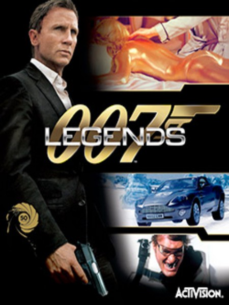 007 Legends PC Game Free Download