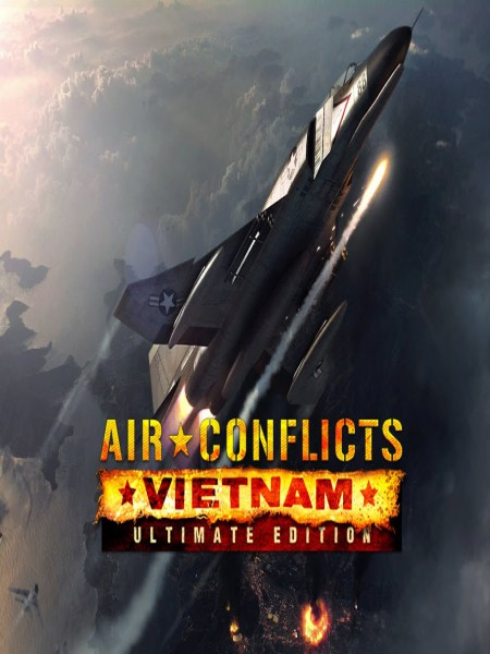 Air Conflicts Vietnam PC Game Free Download