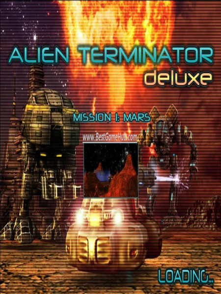Alien Terminator PC Game Free Download