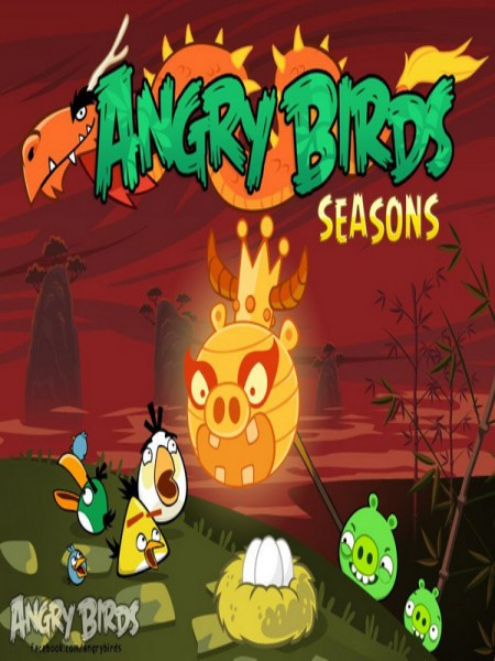 Angry Birds Seasons The Year OF Dragon PC Game Free Download