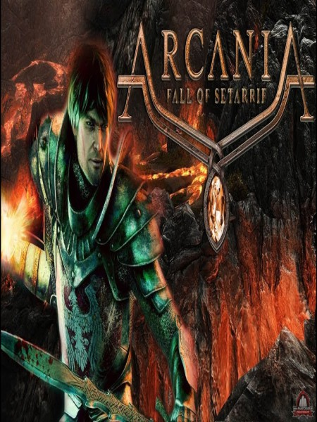 Arcania Fall Of Setarrif PC Game Free Download