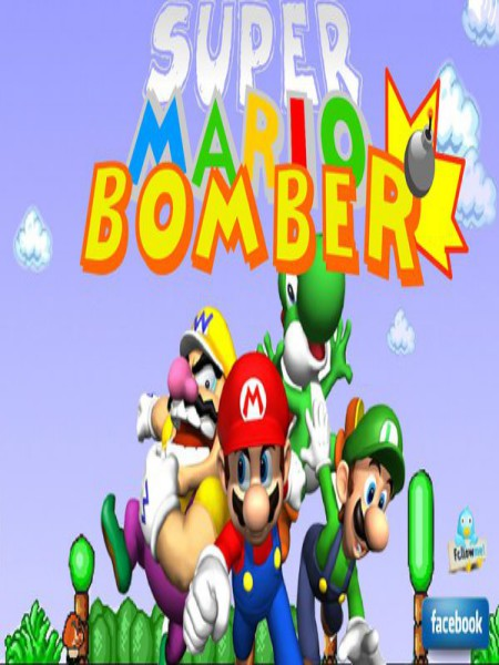 Bomber Mario Egypt PC Game Free Download