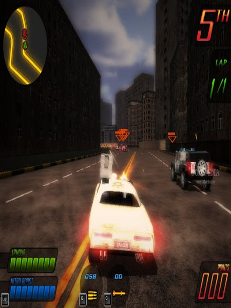 Deadly Race Free Download Full Version