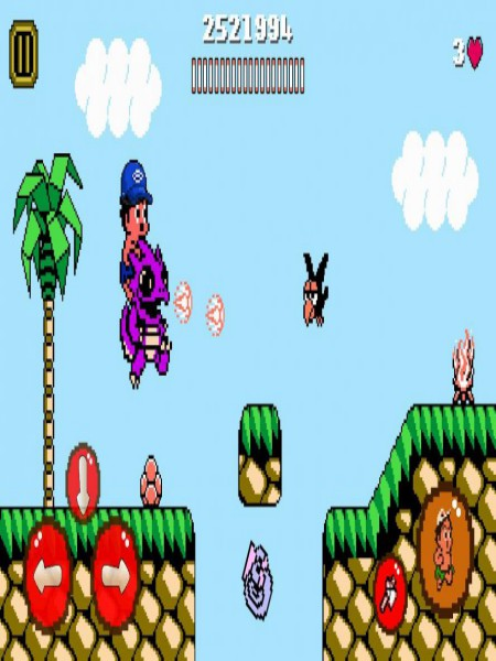 Download Adventure Island Game For PC