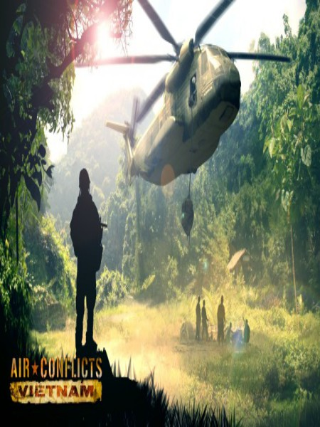 Download Air Conflicts Vietnam Game For PC