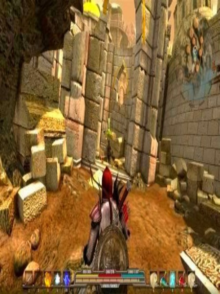 Download Arcania Fall Of Setarrif Game For PC
