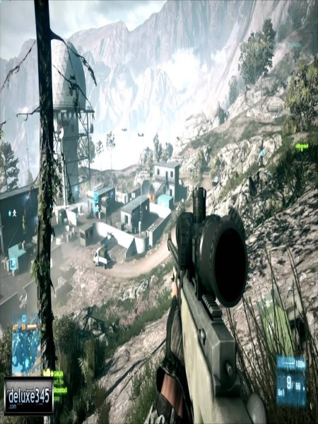 Download Battlefield 3 Game For PC