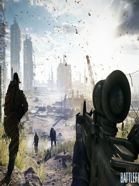 Download Battlefield 4 Highly Compressed