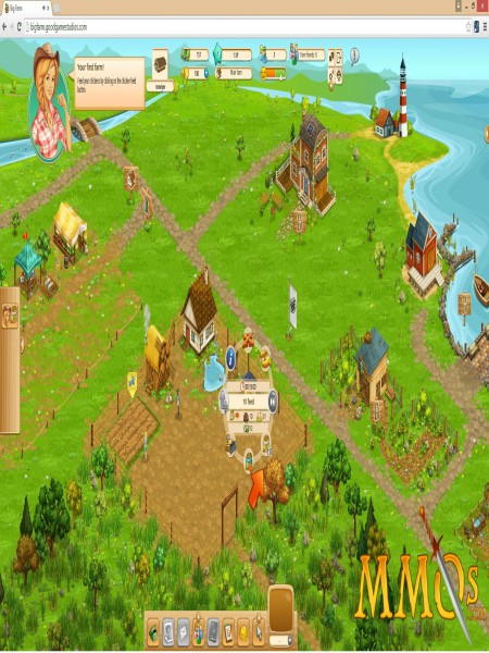 Download Big Farm Game For PC