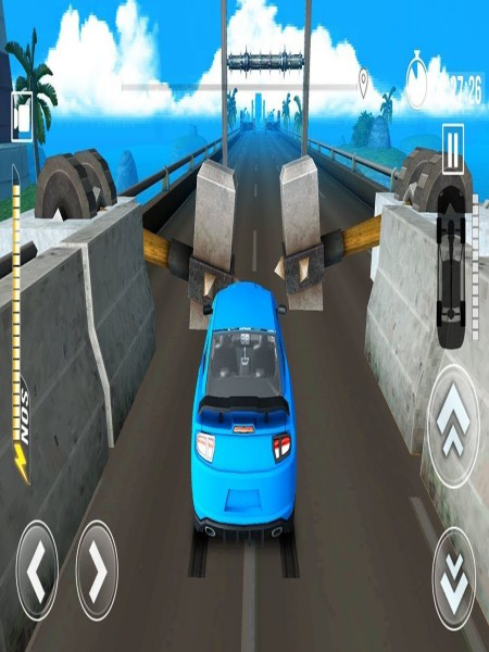 Download Deadly Race Game For PC