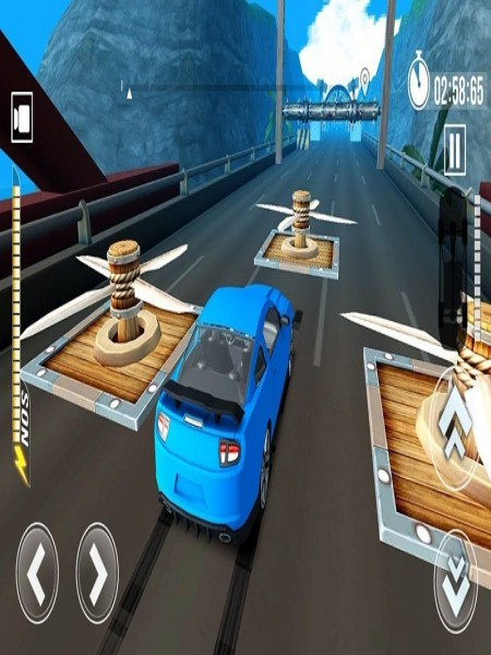 Download Deadly Race Highly Compressed