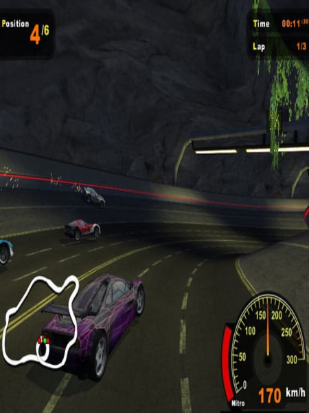 Download Extreme Racers Highly Compressed