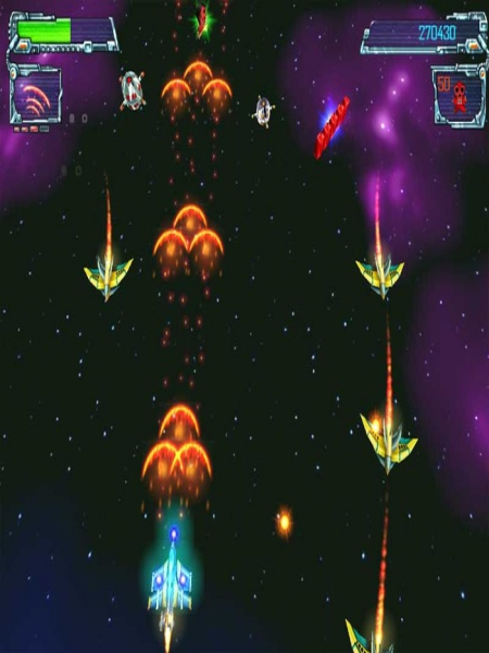Download Galaxy Strike Game For PC