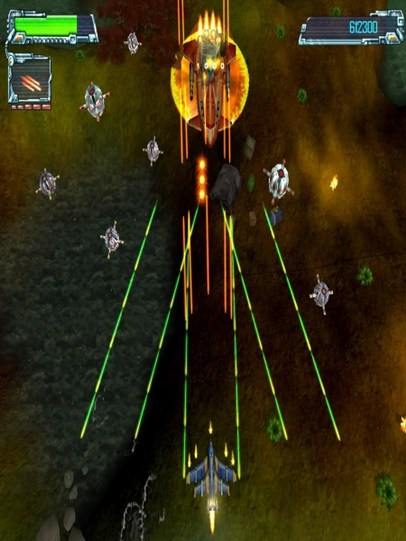 Download Galaxy Strike Highly Compressed