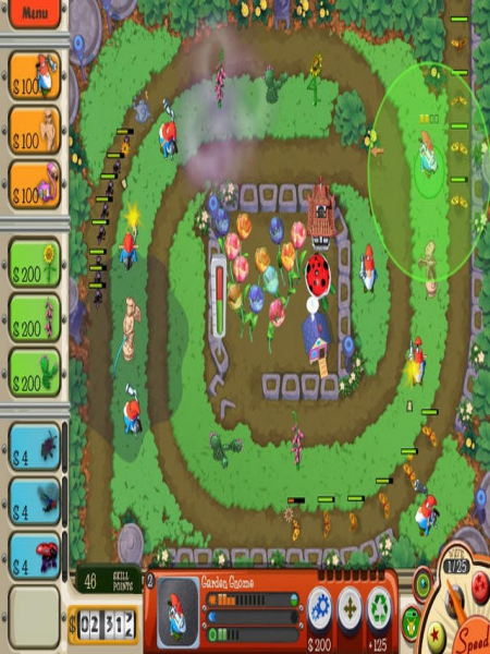 Download Garden Defense Game For PC