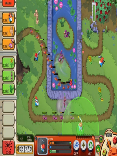 Download Garden Defense Highly Compressed