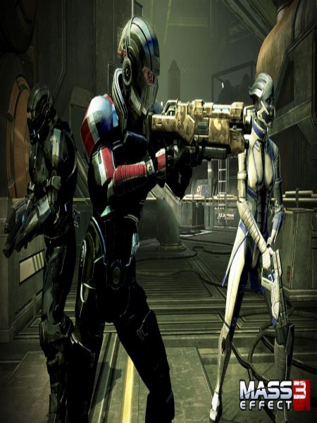 Download Mass Effect 3 Game For PC