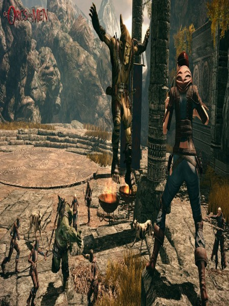 Download Of Orcs And Men Game For PC