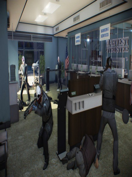 Download Payday 2 Career Criminal Edition Game For PC