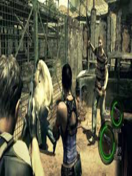 Download Resident Evil 5 Game For PC