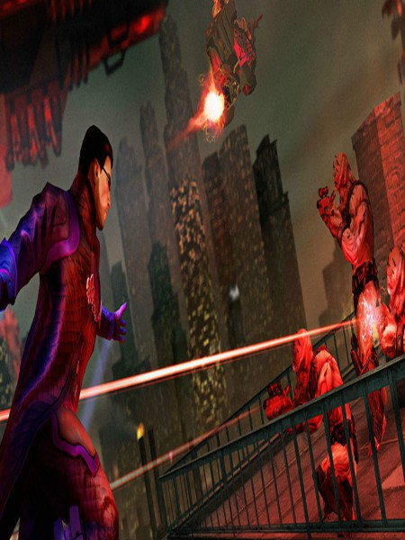 Download Saints Row IV Game For PC