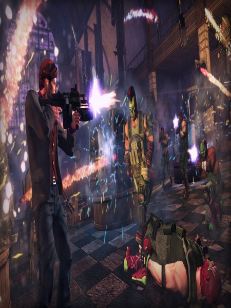 Download Saints Row The Third Game For PC