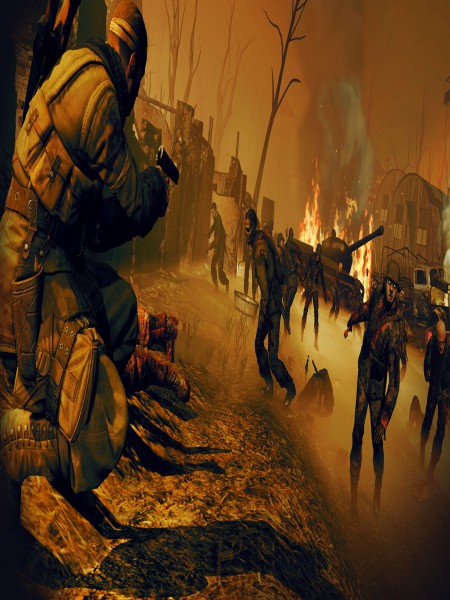 Download Sniper Elite Nazi Zombie Army Game For PC